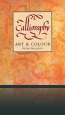 Calligraphy Art and Colour